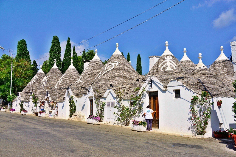 Alberobello: Ταξίδι στην πόλη των τρούλων! - itravelling.gr
